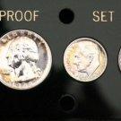 1954 Gem Quality Toned Proof Set