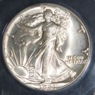 1941 MS 63 Walking Liberty Half Dollar