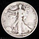 1933 S Very Fine Walking Liberty Half Dollar