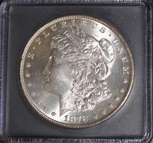 1878 8 Tail Feathers MS 64 Alligator Eye Morgan Dollar VAM 14.1A R-5 Scarcity