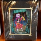 Disneyland Hooked Deluxe Print by John Coulter New