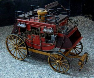 ANTIQUE CARRIAGE USA ,METAL CRAFTWORK