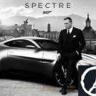 James Bond 007 Spectre Movie Car PRITING POSTER Custom Poster 40x60cm Christmas