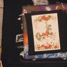 Carousel Horse Giclee Art Print Sew on Back Patch Pillow Panel Quilting Square