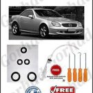 96-04 Mercedes SLK 230 Hydraulic Cylinder Repair Kit with Picks Convertible R170