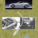 04-11 Mercedes SLK 280 350 55 AMG R171 Hydraulic Pump Refill Kit