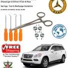 06-11 Mercedes-Benz GL-Class  Door Lock Actuator Repair Kit X164