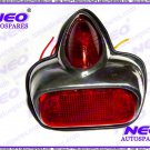 Genuine Vespa New Chromed Rear Brake Light Assembly New @ Classic Spare Parts