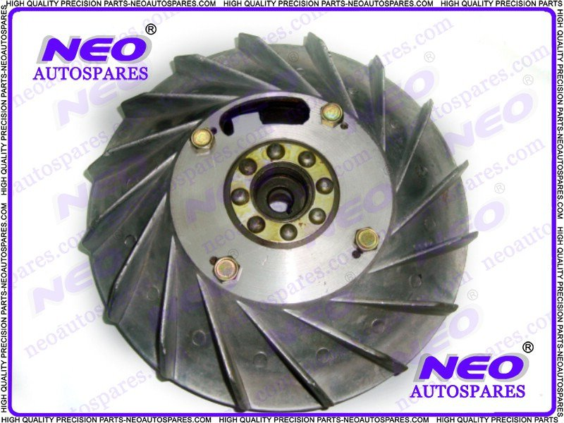 Vespa Scooter Flywheel Point Type 6-12v Super/Sprint/GT @ Classic Spare Parts