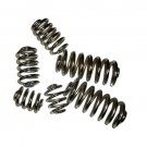 Brand New Chorme Front And Rear Seat Springs Fits Royal Enfield Motorcycle