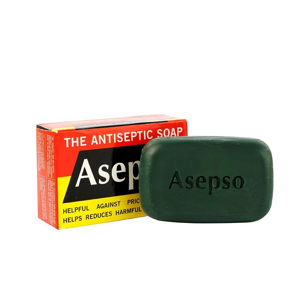 Asepso Cleanless For Healthy Skin Soap With Antibacterial Soap