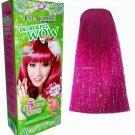 Hair Colour Permanent Cream Dye Punk Emo Goth Cosplay Pink