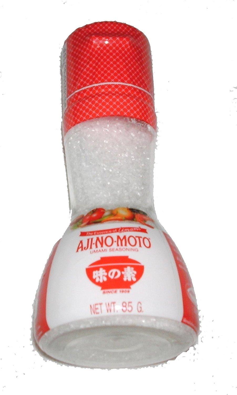 Aji-no-moto Monosodium Glutamate (Msg) the Essence of Umami 3 Oz.