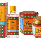 Tiger Balm Liniment (Liquid) 28ml + Tiger Balm Red Ointment 30g/Jar