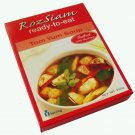 Thai Mushroom Tom Yum Soup Ready Made meal RozSiam Brand