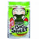 12 Fried Crispy Japanese Seaweed Snack Tao Kae Noi Classic Flavor BIG Sheet