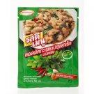 Rosdee Menu Hot Basil Stir Fry Sauce Powder 50g - Pack of 4