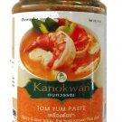 Authentic Thai Tom Yum Paste 4 oz Net Weight Kanokawan Brand