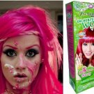 Hair Colour Permanent Hair Cream Dye Pink