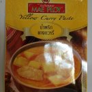 Thai - Yellow Curry Paste 50g Mae Ploy Brand