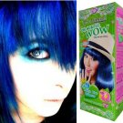 Hair Colour Permanent Hair Cream Dye Indigo Blue