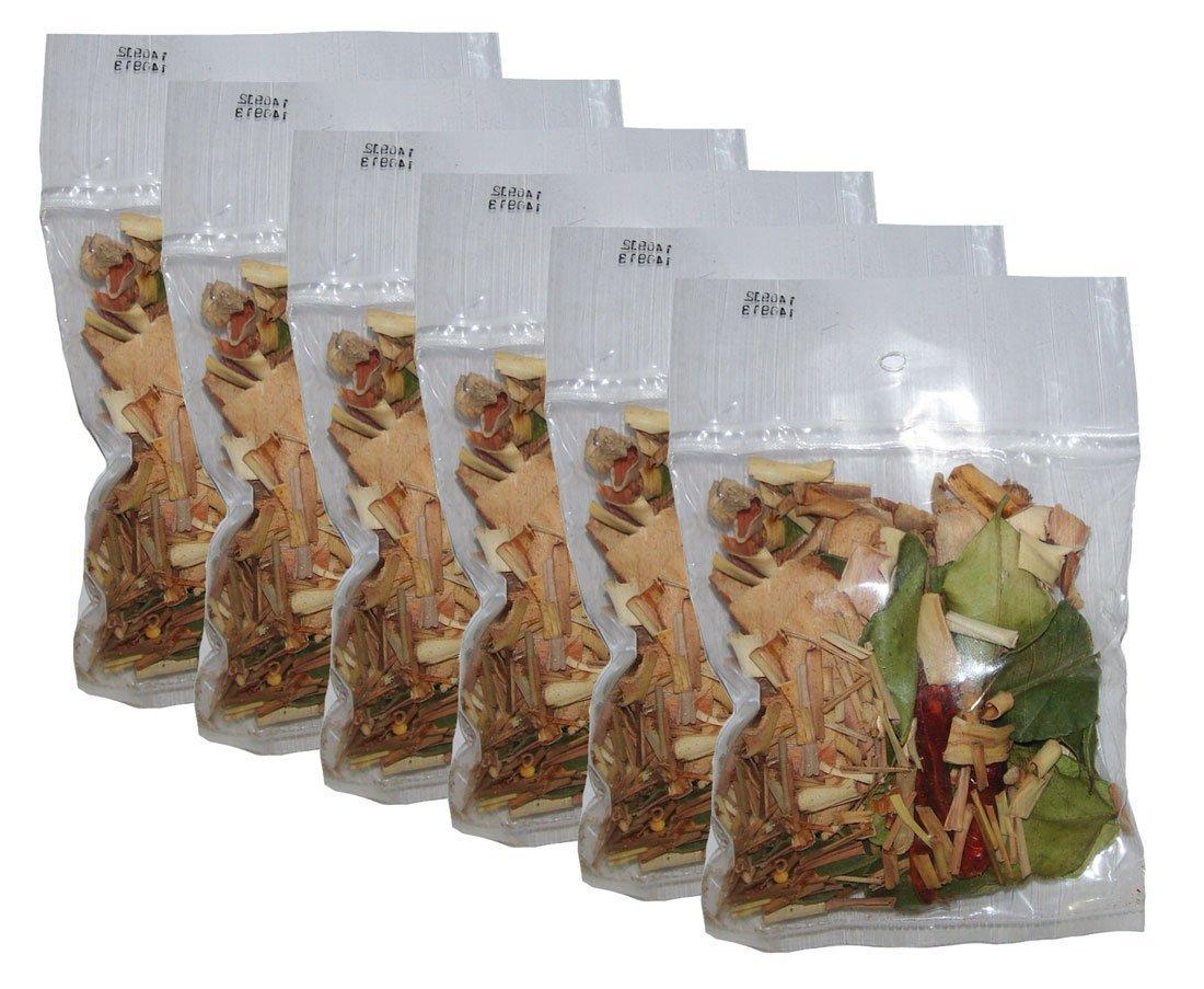 Thai Tom Yum Spice Set 40g (1.4oz) 6 packs