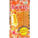 Bento Squid Seafood Snack Thai Original Chili Paste Flavor Very Hot Wt 24 G (0.85 Oz) X 3 Bags