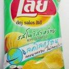 Lays Potato Chip Crispy Snack Food - Nori Seaweed Made in Thailand