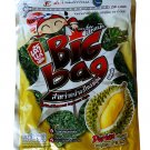 Crispy Grilled Seaweed 6 X 10g Sheets Tao Kae Noi Brand- Thai Snack Durian Flavour