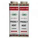 Prickly Heat Powder 450g. Pack 2