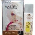 Medium Brown Green Reflect Dcash Master Hair Colour Dye MB407 50ml.