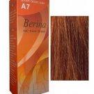 Permanent Hair Colour Dye Berina Golden Brown