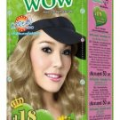 Just Modern Colourful WOW Hair Color Permanent Hair Cream Dye Extra Blonde Lift J18..