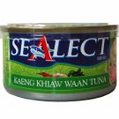 Green Curry Kaeng Khaw Waan Tuna 140g sealect Brand