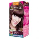Lolane Z-Cool color Cream Chic Mahogany Hair color Dark Red Brown C13