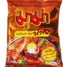 Mama Instant Noodles Shrimp Creamy Tom Yum Flavor 90g x 4 Pcs - Thai Snack