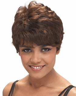 Human Hair Wig Short  HJ  213