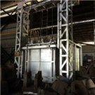 Gas fired annealing furnace