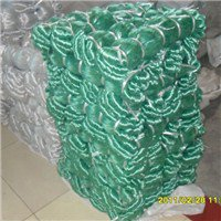 Polyester Monofilament Doule Knots Fishing Net