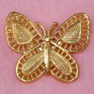 VINTAGE BUTTERFLY BROOCH (FIG13)