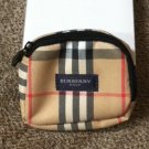 Burberry Golf Nova Check Tee/Coin Bag