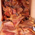 Hormone Free pig ears 100 count Dog Treats