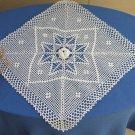 Crochet cotton lace, Crochet lace napkin, Cotton lace napkin, Cotton lace doilies, Table doily, Tabl