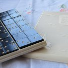 Domino game from Soviet Union 70s, Vintage travel domino, domino in box, domino set gift, puzzle gam