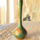 VIntage Indian Dry Small Floral Vase, Small Brass Vintage Pitcher, Floral vase home decor, mothers d