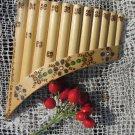 Ukraine National Wooden ECO Hand Flute, Vintage Whistle, Folk Motives, Wooden Toy, Wooden eco-friend