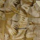 NIP Tommy Bahama Jungle Fever Pillow Sham-King-Banana Leaf