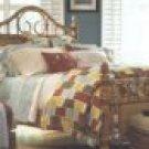 New Tommy Bahama Ikat Pillow Sham-Boudoir-Cascade