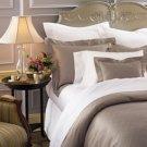 New Sferra Colette Boudoir Pillow Sham-Honey