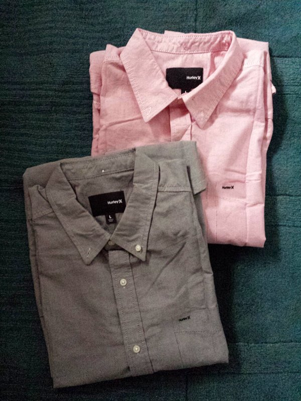 New men's fashion  shirts cotton Tanks Clothing Gray Size L open suit